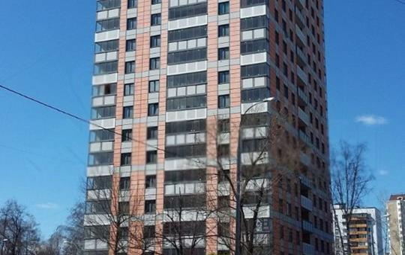 1-комн квартира, 37.6 м2, 12 этаж