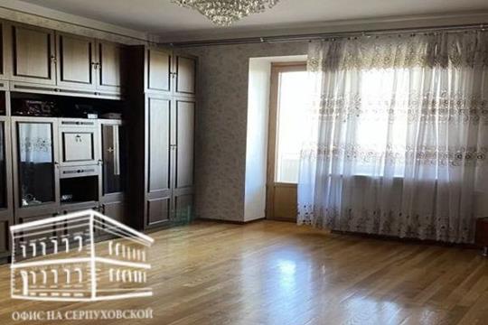 4-комн квартира, 136.5 м2, 6 этаж