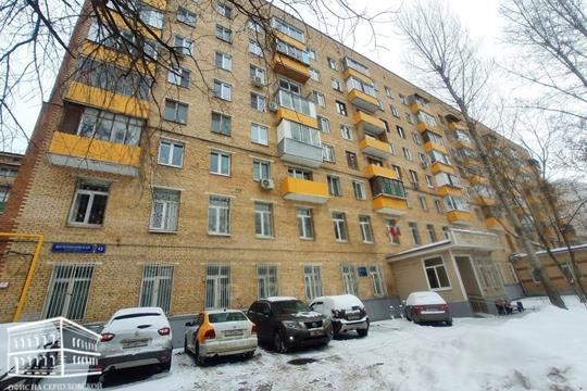 2-комн квартира, 42.4 м2, 6 этаж