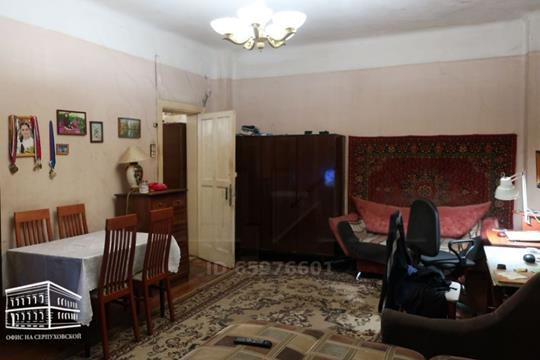 2-комн квартира, 56.3 м2, 5 этаж