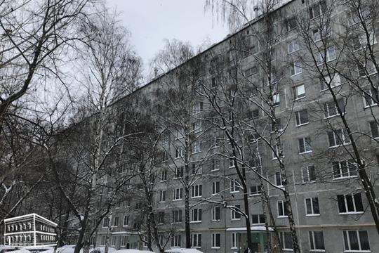 3-комн квартира, 58.2 м2, 3 этаж