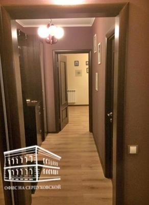 2-комн квартира, 52 м2, 8 этаж - фото 1