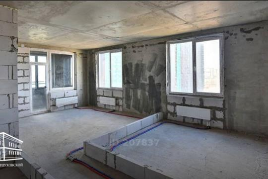 2-комн квартира, 56.2 м2, 12 этаж