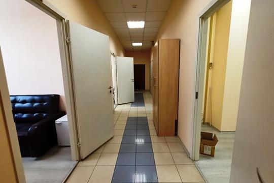 Офис, 90 м2, класс A
