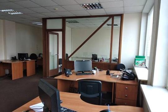 Офис, 54 м2, класс A