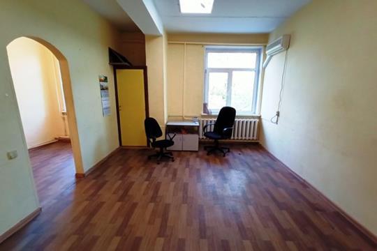 Офис, 37 м2, класс A