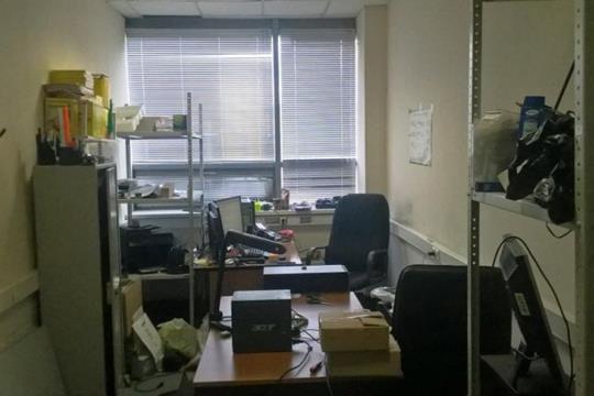 Офис, 17 м2, класс A