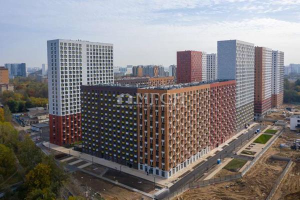 3-комн квартира, 80.1 м2, 8 этаж - фото 1