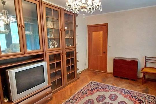 2-комн квартира, 41 м2, 1 этаж