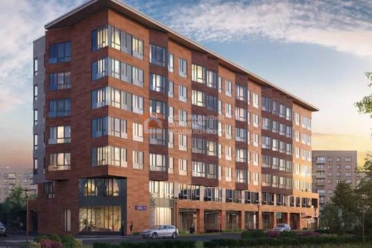 3-комн квартира, 121.6 м<sup>2</sup>, 4 этаж_1