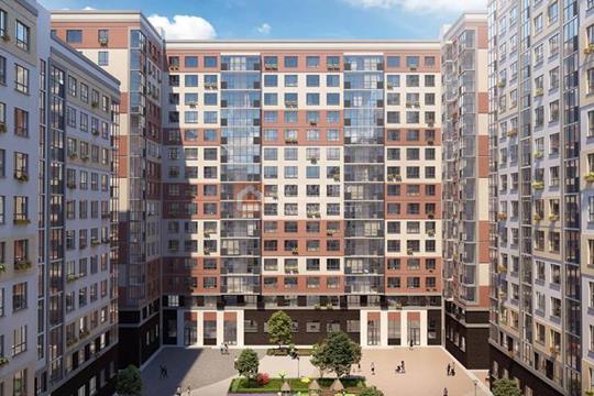 4-комн квартира, 105 м<sup>2</sup>, 15 этаж_1