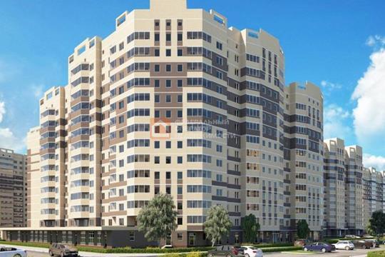 1-комн квартира, 26.4 м2, 1 этаж