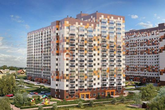 1-комн квартира, 35.56 м2, 2 этаж