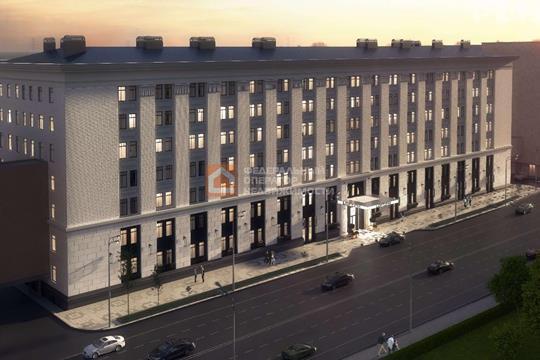 1-комн квартира, 45.7 м<sup>2</sup>, 4 этаж_1