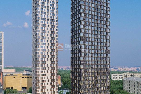 3-комн квартира, 84.3 м2, 10 этаж