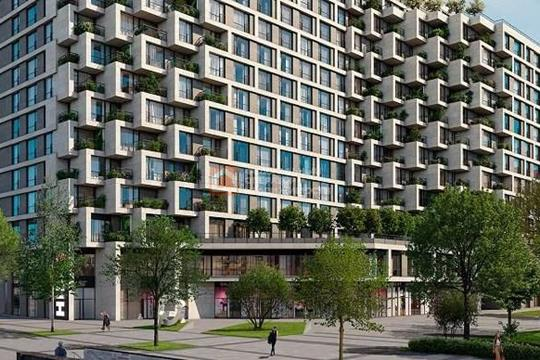 1-комн квартира, 78.07 м2, 6 этаж