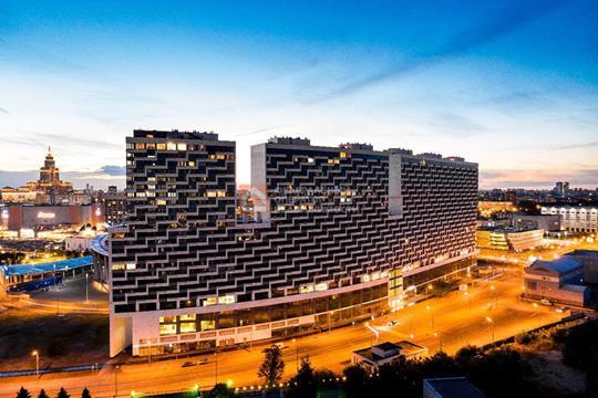 3-комн квартира, 174 м<sup>2</sup>, 18 этаж_1
