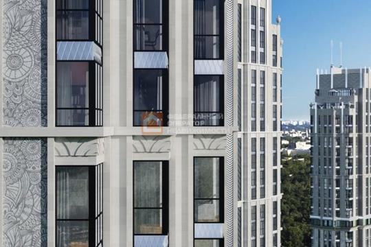 3-комн квартира, 104 м2, 2 этаж