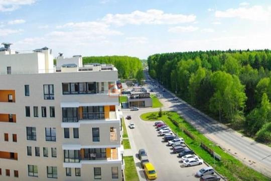 1-комн квартира, 52.3 м2, 2 этаж