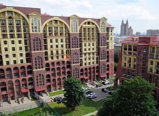 5-комн квартира, 279 м2, 17 этаж - фото 1
