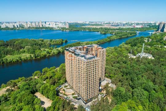 3-комн квартира, 101 м2, 22 этаж