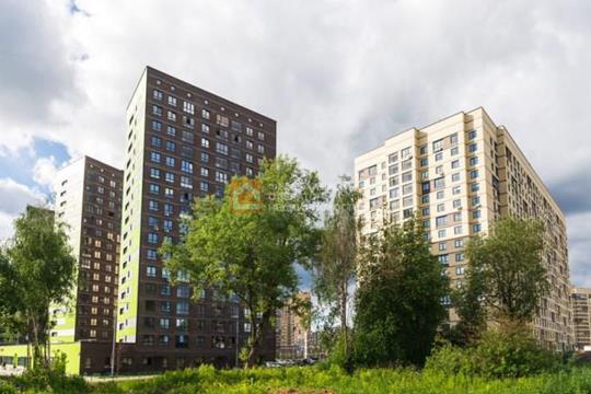 1-комн квартира, 39.4 м2, 15 этаж