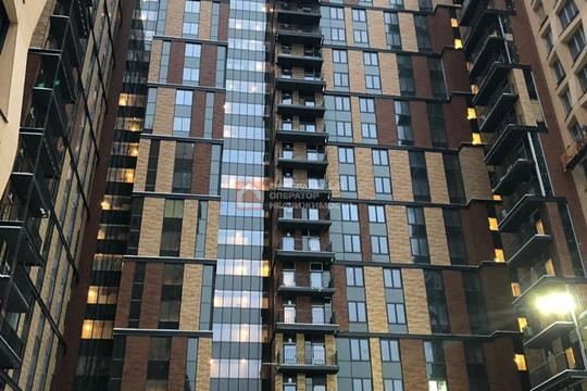 2-комн квартира, 83.5 м2, 3 этаж
