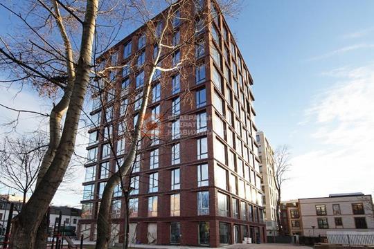 1-комн квартира, 69.6 м2, 4 этаж