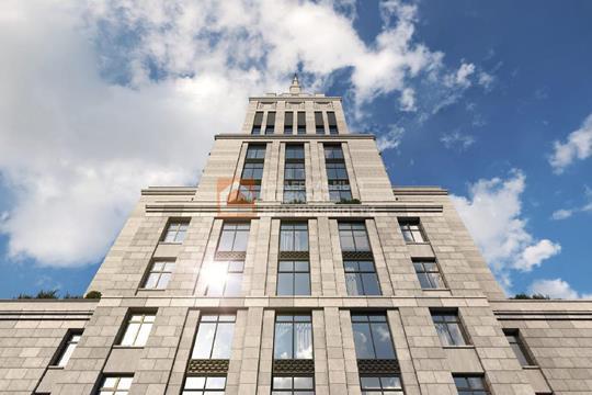 Многокомнатная квартира, 256 м<sup>2</sup>, 28 этаж_1