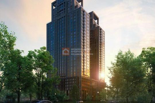 1-комн квартира, 50.8 м<sup>2</sup>, 19 этаж_1