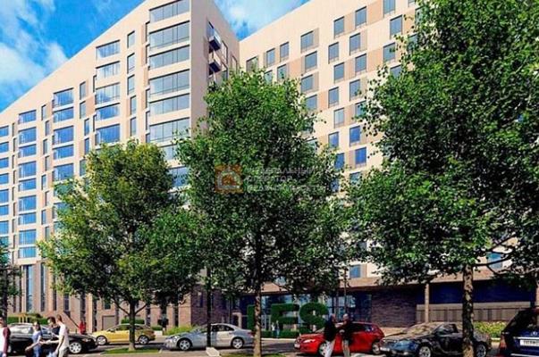 2-комн квартира, 69.26 м2, 5 этаж - фото 1