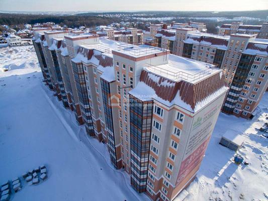 1-комн квартира, 24 м2, 6 этаж - фото 1