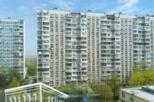 2-комн квартира, 58 м2, 8 этаж