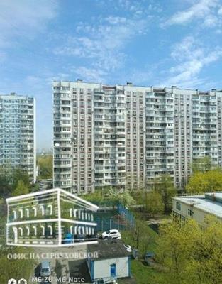 2-комн квартира, 58 м2, 8 этаж - фото 1