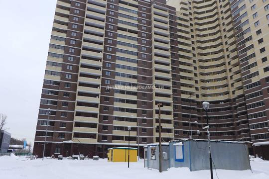 1-комн квартира, 42.4 м2, 2 этаж
