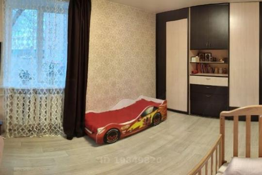 2-комн квартира, 40.1 м2, 1 этаж