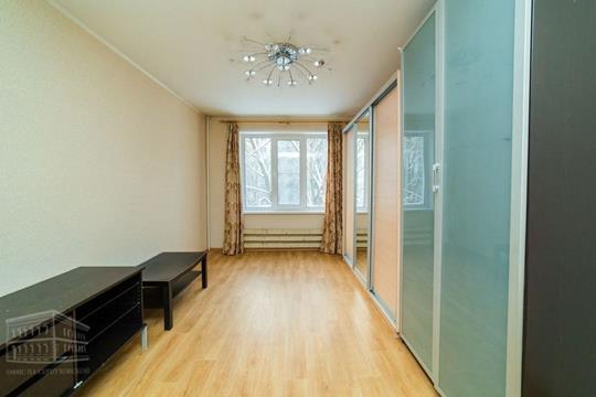 1-комн квартира, 32.5 м2, 3 этаж