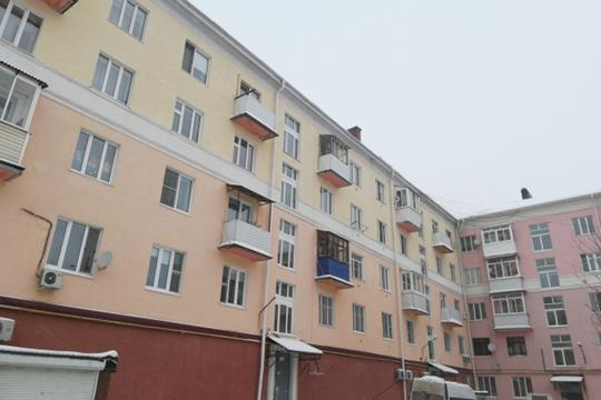 3-комн квартира, 75.7 м2, 5 этаж