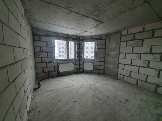 1-комн квартира, 37 м2, 14 этаж - фото 1