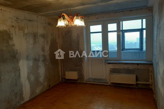 2-комн квартира, 51.7 м2, 12 этаж