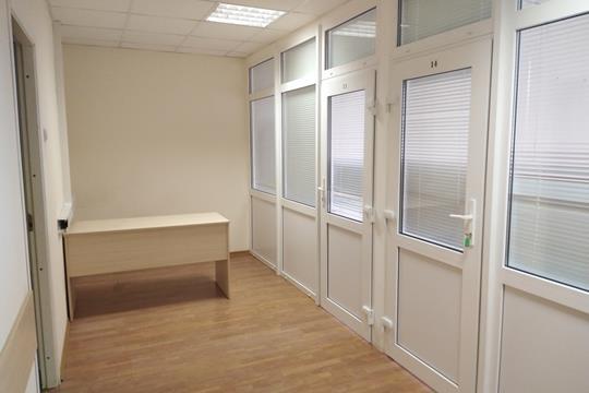 Офис, 700 м2, класс B