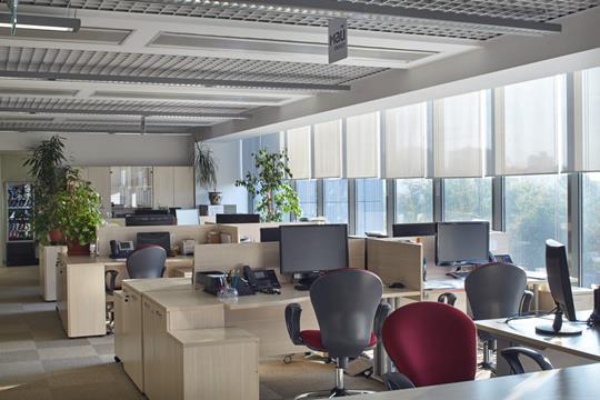 Офис, 620.5 м2, класс A