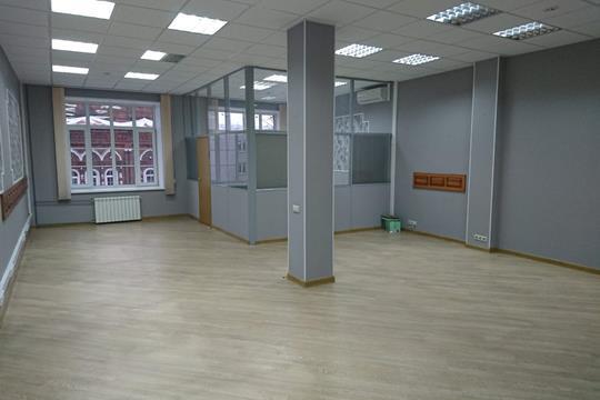 Офис, 75.8 м2, класс B