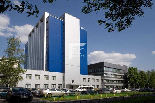 Офис, 654 м2, класс B