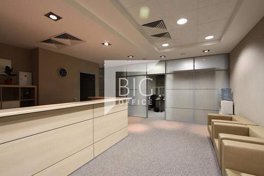 Офис, 1494 м2, класс B