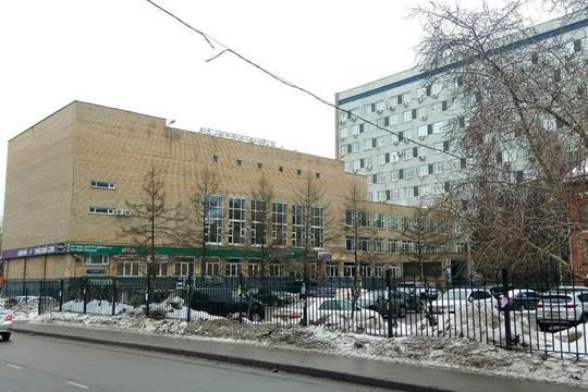 Офис, 196 м2, класс B