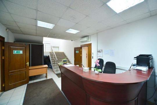 Офис, 976 м2, класс B
