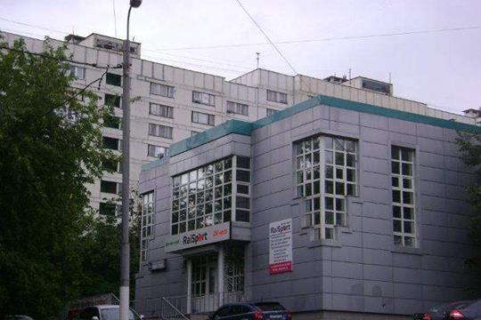 Офис, 418 м2, класс B
