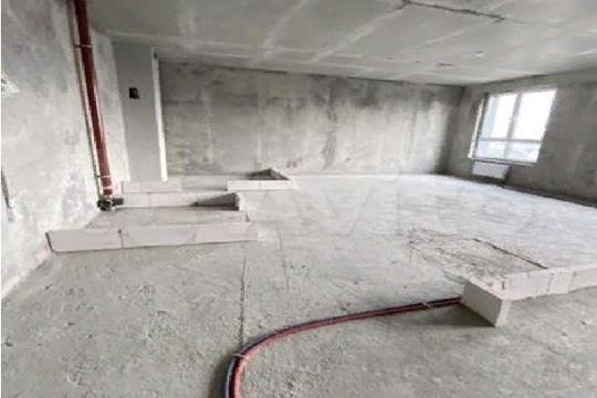 1-комн квартира, 72 м2, 13 этаж