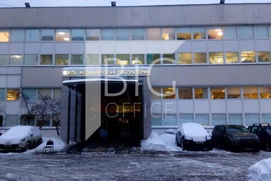 Офис, 5440 м2, класс B